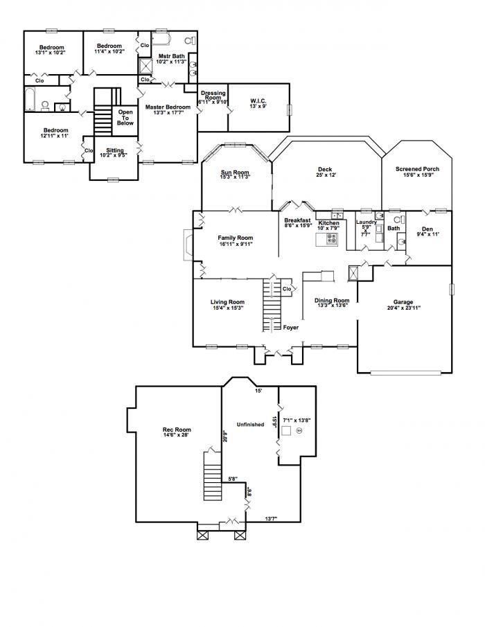 Homesight Property Interactive Floor Plan